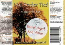 Uut Eerder Tied / BA Red Wine