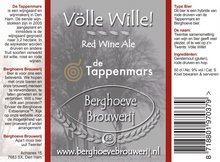 Völle Wille! - Red Wine Ale (50 cl)