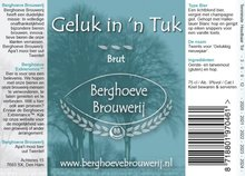 Geluk in ´n Tuk - 75 cl